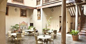 格拉纳达卡萨1800酒店 - 格拉纳达 - 露台