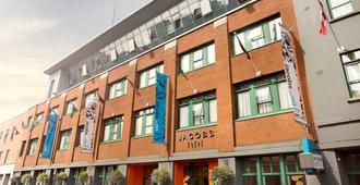 雅各布斯旅馆 - 都柏林 - 建筑