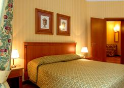 阿拉戈纳公寓酒店 - 巴勒莫 - 睡房