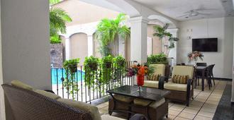 埃洛伊萨酒店 - 巴亚尔塔港 - 休息厅