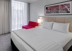墨尔本港口旅游旅馆酒店 - 墨尔本 - 睡房