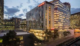 墨尔本港口旅客之家酒店 - 墨尔本 - 建筑