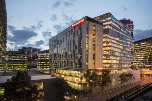 墨尔本港口旅游旅馆酒店 - 墨尔本 - 建筑