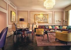 贝尔蒙德欧罗巴大酒店 - 圣彼德堡 - 休息厅