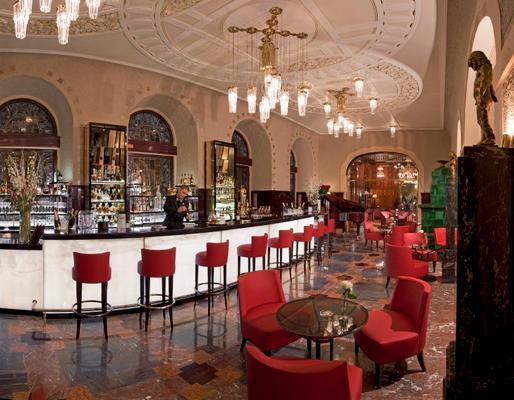 贝尔蒙德欧罗巴大酒店 - 圣彼德堡 - 酒吧