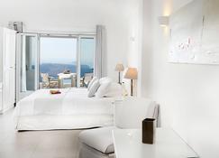 阿加利酒店 - 菲罗斯特法尼 - 睡房