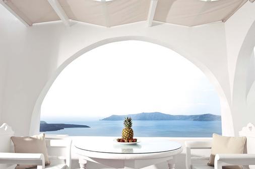 阿加利酒店 - 菲罗斯特法尼 - 露台