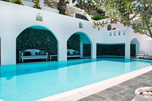 阿加利酒店 - 菲罗斯特法尼 - 游泳池