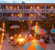海滩小屋酒店
