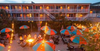 海滩小屋酒店 - 五月岬郡 - 建筑