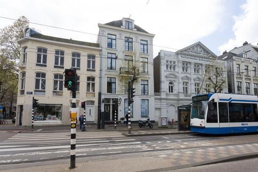 植物公园酒店 - 阿姆斯特丹 - 建筑