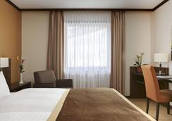 多特蒙德施泰根博阁酒店 - 多特蒙德 - 睡房