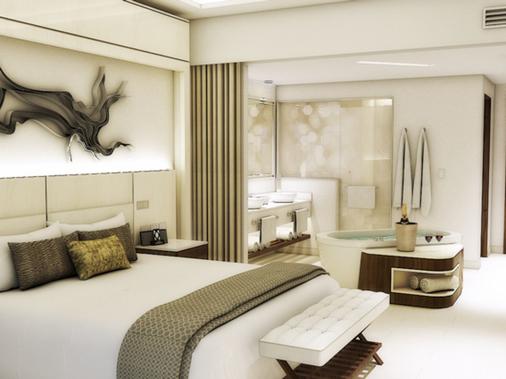 尼格瑞尔大海滩自然酒店 - 式 - 尼格瑞尔 - 睡房
