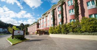 锡耶纳拉格赫托酒店 - 格拉玛多 - 建筑