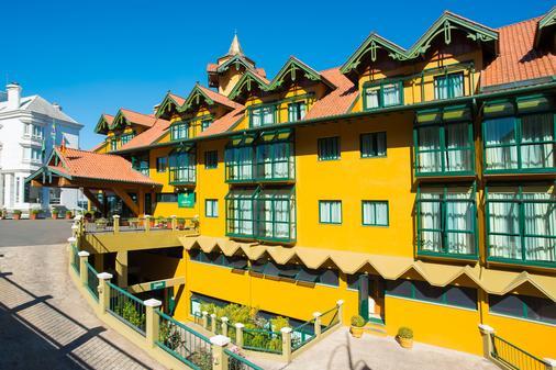 拉格赫托托斯卡那酒店 - 格拉玛多 - 建筑