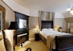 雪松山墙住宿加早餐旅馆 - 纳帕 - 睡房