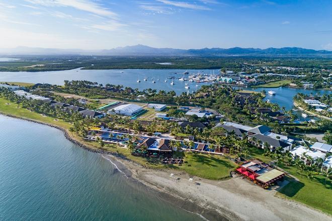 希尔顿斐济海滩水疗度假村 - 南迪 - 建筑