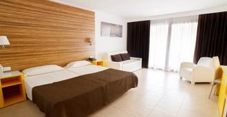 伊波索尔S颂凯海洋酒店 - 帕尔马诺瓦 - 睡房