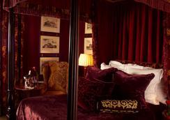普利斯顿菲尔德之家酒店 - 爱丁堡 - 睡房