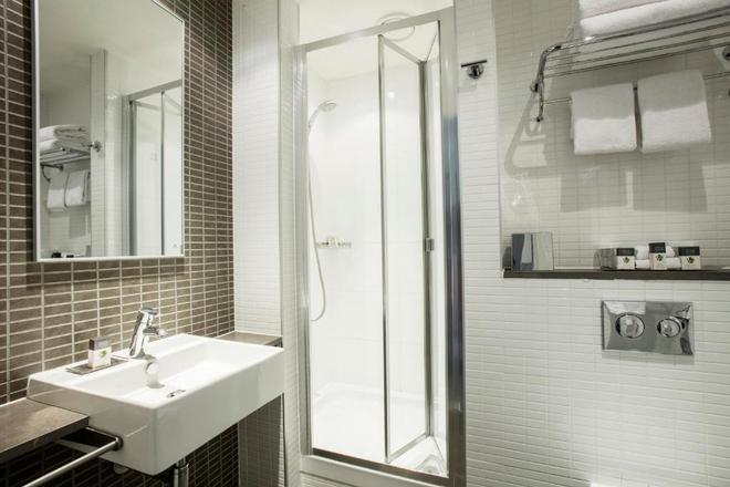 利兹希尔顿逸林酒店 - 利兹 - 浴室