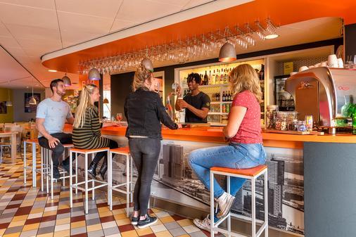 鹿特丹好住旅馆 - 鹿特丹 - 酒吧