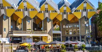 鹿特丹好住旅馆 - 鹿特丹 - 户外景观