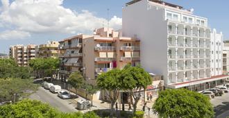 普莱雅中心酒店 - 伊维萨镇 - 建筑