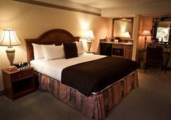 奥兰治县中庭酒店 - 欧文 - 睡房