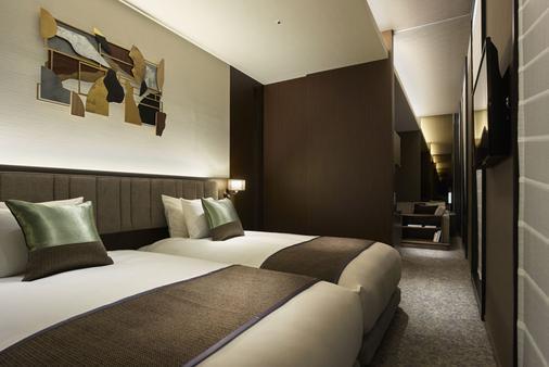 银座赛莱斯廷酒店(2017 年 10 月 5 日新开业) - 东京 - 睡房