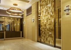 银座赛莱斯廷酒店(2017 年 10 月 5 日新开业) - 东京 - 大厅
