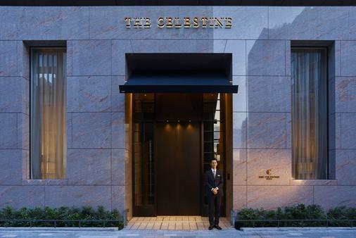 银座赛莱斯廷酒店(2017 年 10 月 5 日新开业) - 东京 - 建筑