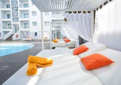 伊维萨太阳公寓酒店 - 伊维萨镇 - 休息厅