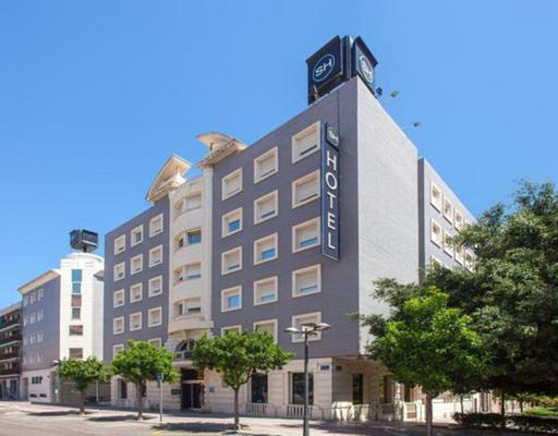 马尔科姆和巴瑞特酒店 - 巴伦西亚 - 建筑