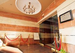 扎因国际大酒店 - 迪拜 - 大厅