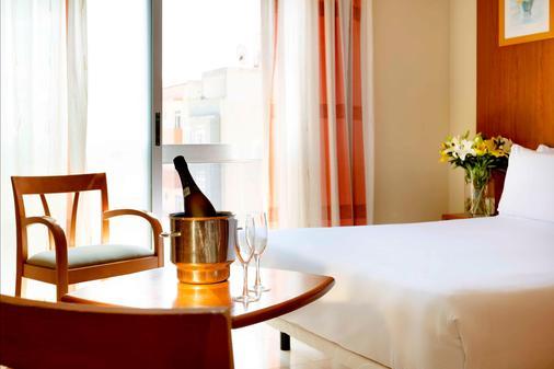 阿丽斯奥斯特拉斯酒店 - 大加那利岛拉斯帕尔马斯 - 客房设施