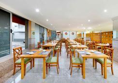阿丽斯奥堪特拉斯酒店 - 大加那利岛拉斯帕尔马斯 - 餐馆