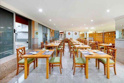 阿丽斯奥斯特拉斯酒店 - 大加那利岛拉斯帕尔马斯 - 自助餐