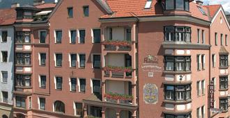 因斯布鲁克莱比锡霍夫酒店 - 因斯布鲁克 - 建筑