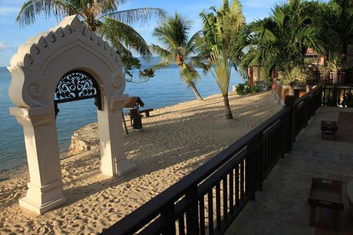 苏梅岛情人屋别墅酒店 - 苏梅岛 - 海滩