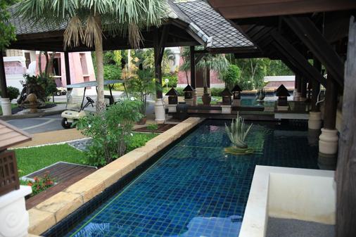 苏梅岛情人屋别墅酒店 - 苏梅岛 - 游泳池