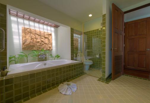苏梅岛情人屋别墅酒店 - 苏梅岛 - 浴室