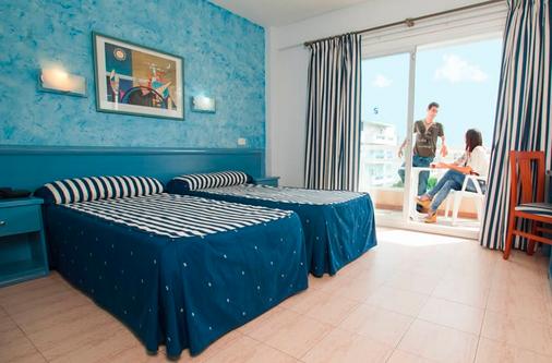 圣莫妮卡海滩酒店 - 萨洛 - 睡房
