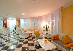 圣莫妮卡海滩酒店 - 萨洛 - 大厅