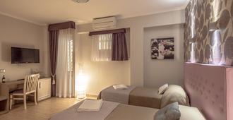 罗马国王套房住宿加早餐旅馆 - 罗马 - 睡房