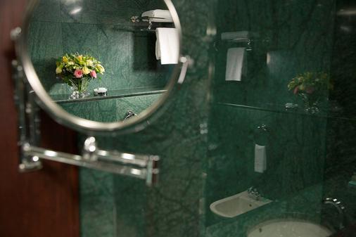 索非亚格兰德酒店 - 索非亚 - 浴室