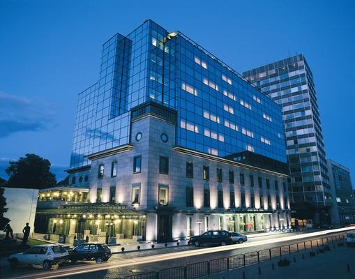 索菲亚大酒店 - 索非亚 - 建筑