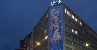 亚瑟酒店 - 赫尔辛基 - 建筑