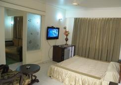 Hotel Ganga Ratan - 阿格拉 - 睡房