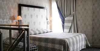 卢特西皇家港口别墅酒店 - 巴黎 - 睡房
