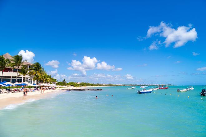礁椰树海滩度假村 - 卡门海滩 - 海滩